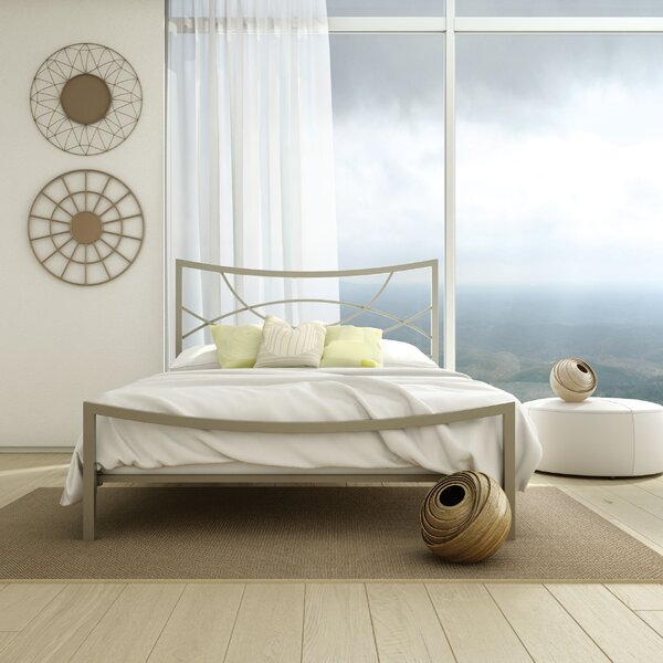Connally Platform Bed by Orren Ellis