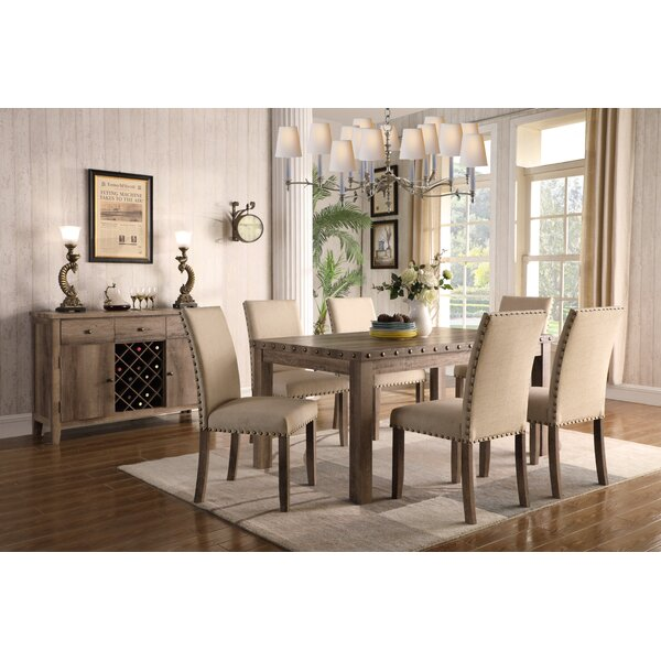Mach 7 Piece Dining Set by Gracie Oaks