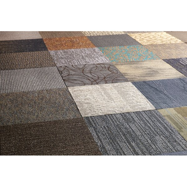 Diy 20 X 20 Carpet Tile In Assorted By Nance Industries.