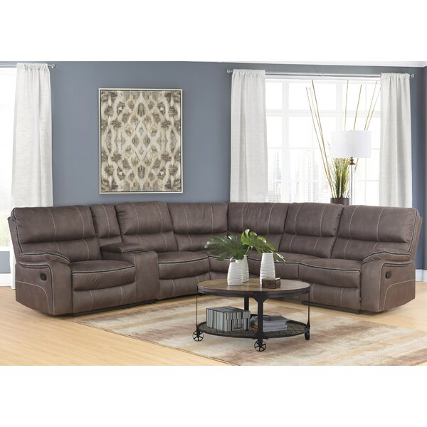 Santerre Left Hand Facing Reclining Sectional