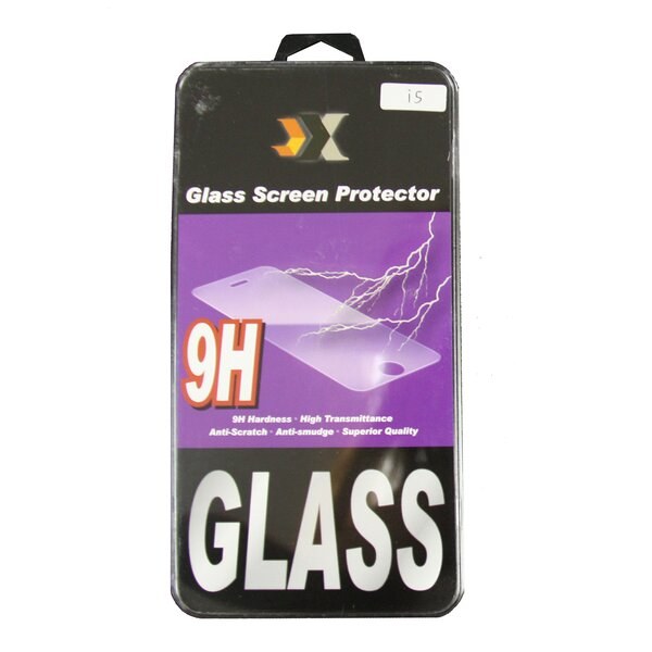 iPhone 5/ 5S/ 5C Glass Screen Protector by ORE Furniture