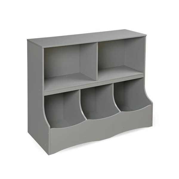 2 Compartment Cubby By Badger Basket.