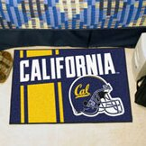 NCAA University of California - Berkeley Starter Doormat by FANMATS