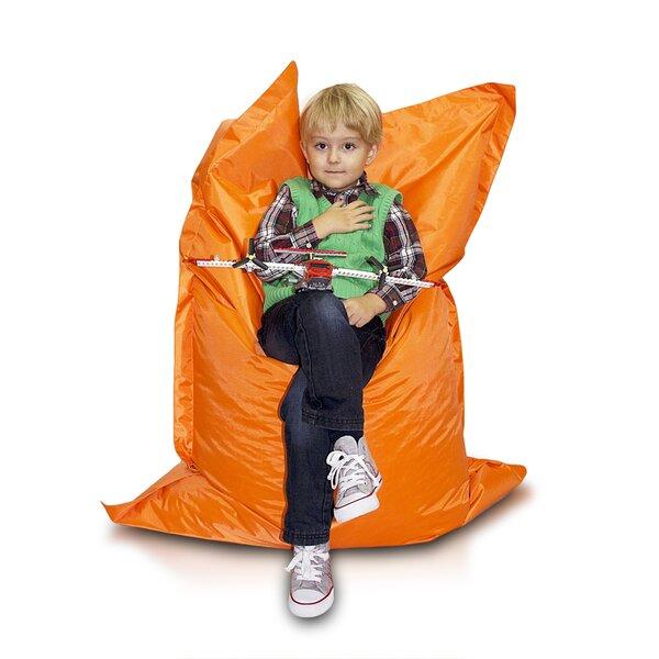 Large Bean Bag Chair & Lounger By Furini