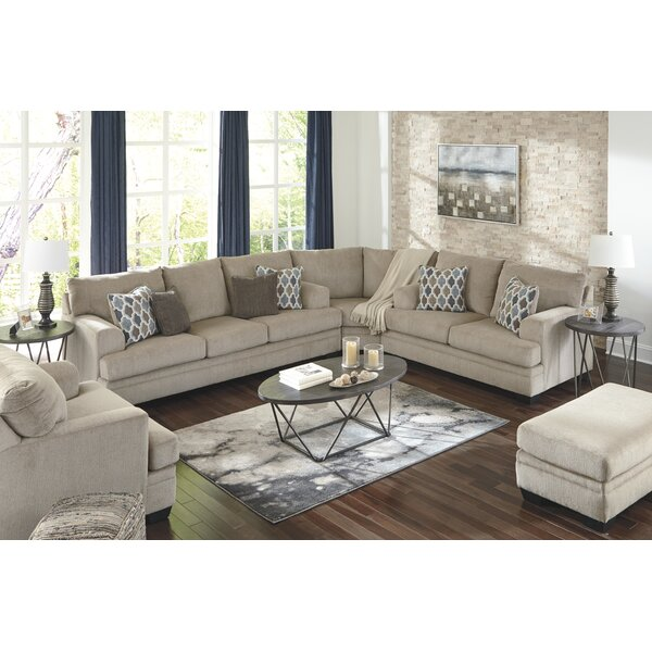 Large Selection Robbyn Symmetrical Sectional by Latitude Run by Latitude Run