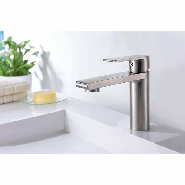 Lavender Single Hole Bathroom Faucet By RAEN