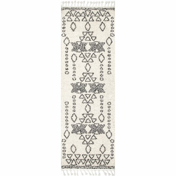Ledger Off-White Area Rug by Union Rustic