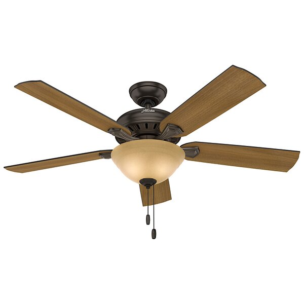 52 Fletcher 5-Blade Ceiling Fan by Hunter Fan