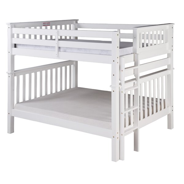 Lindy Bunk Bed by Harriet Bee