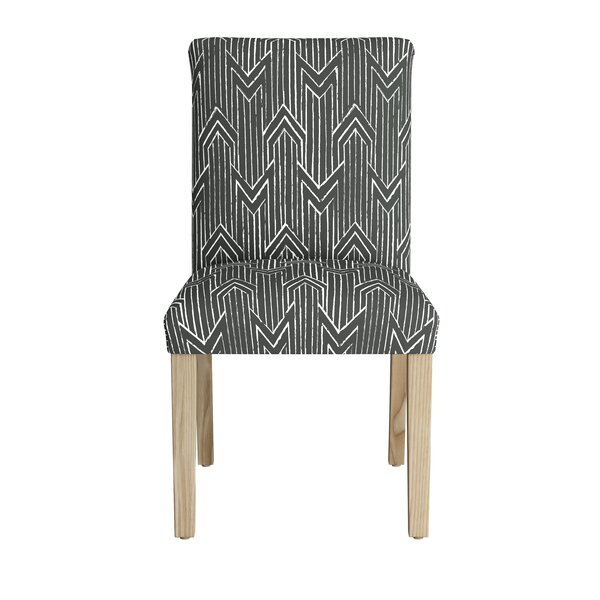 Marciano Upholstered Dining Chair by Union Rustic