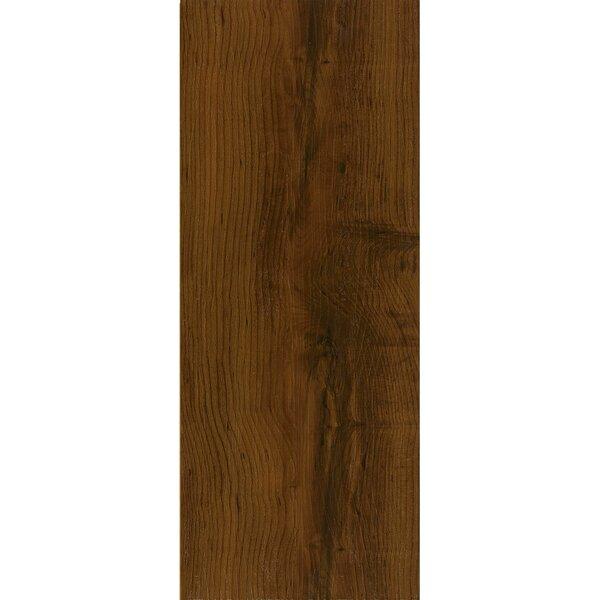 Luxe Peruvian 6 x 48 x 3.429mm Luxury Vinyl Plank in Walnut Spiced Tea by Armstrong Flooring