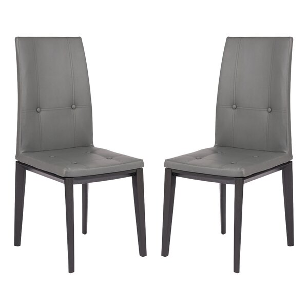 Rochel Upholstered Dining Chair (Set of 2) by Orren Ellis