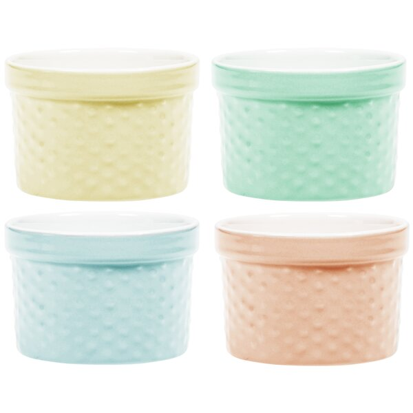 Round Non-Stick Ramekin (Set of 16) by Home Essentials and Beyond