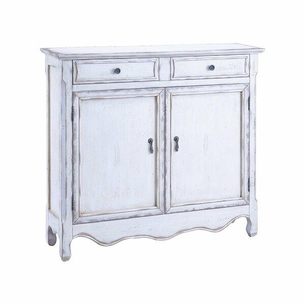 Rosa 2 Door Accent Cabinet by One Allium Way One Allium Way