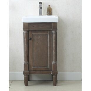 18 inch bathroom vanity. Save to Idea Board  Legion Furniture 18 Single Sink Bathroom Vanity Set Inch Rustic Vanities You ll Love Wayfair