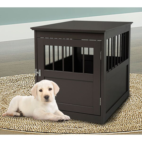 Gilchrist Wooden Pet Crate By Tucker Murphy Pet