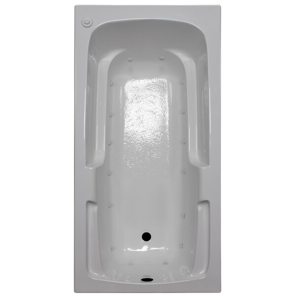60 x 30 Arm-Rest Air Tub by American Acrylic