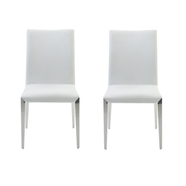 Devan Side Chair (Set of 2) by Orren Ellis Orren Ellis