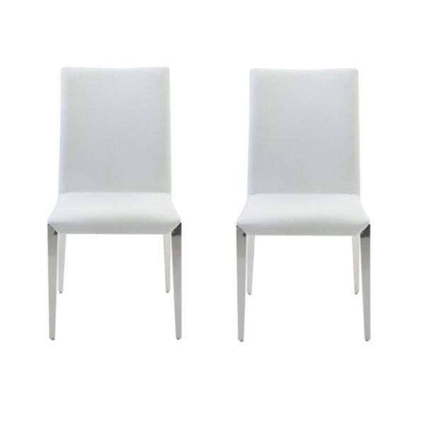 Devan Side Chair (Set of 2) by Orren Ellis Orren Ellis