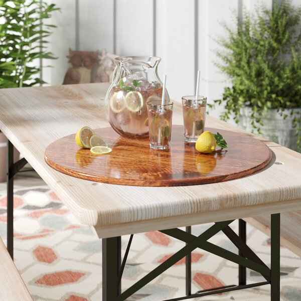 Denisha Lazy Susan by Loon Peak