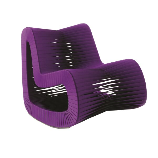 Seat Belt Rocking Chair by Phillips Collection