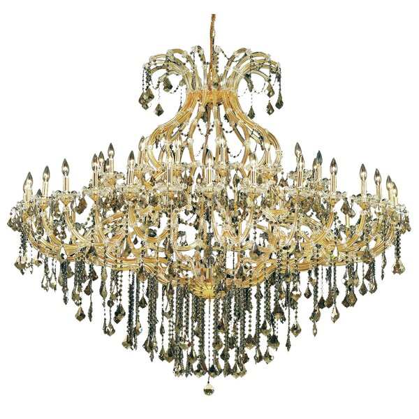 Regina 49 - Light Candle Style Empire Chandelier By House Of Hampton