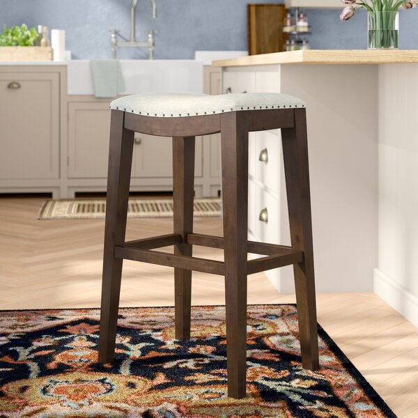 Sokolowski 30 Bar Stool by Three Posts