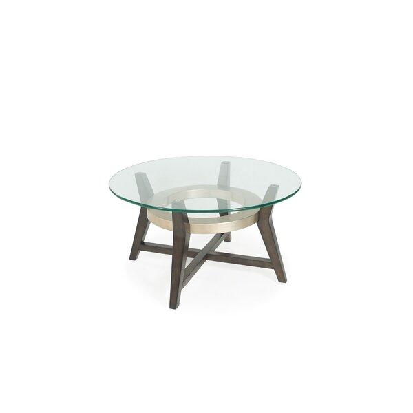 Wroblewski Coffee Table by Brayden Studio