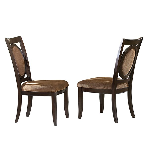 Montblanc Upholstered Dining Chair (Set of 2) by Steve Silver Furniture
