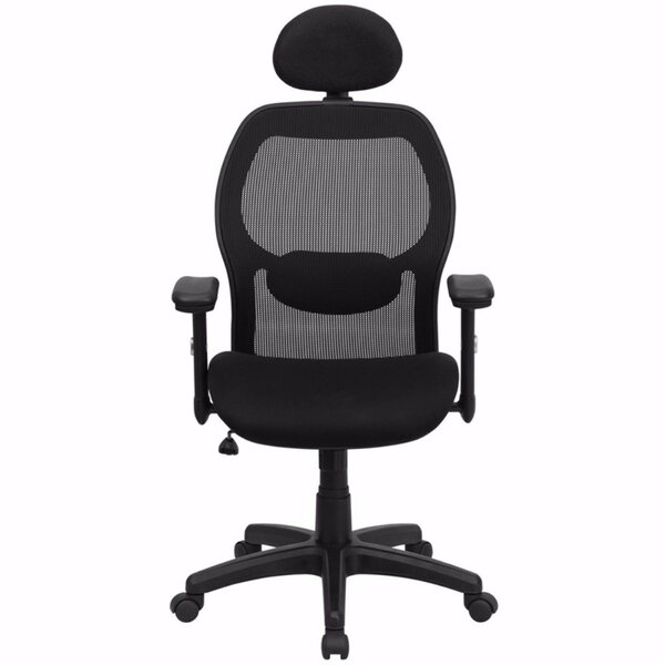 High-Back Mesh Executive Chair by Offex