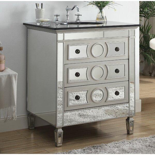 Kogut 30 Single Sink Bathroom Vanity by Mercer41