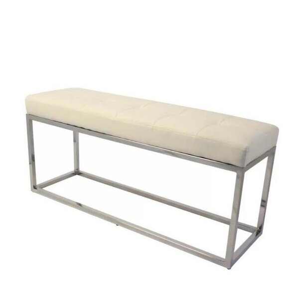 Emmanuelle Metal Bench by Mercer41