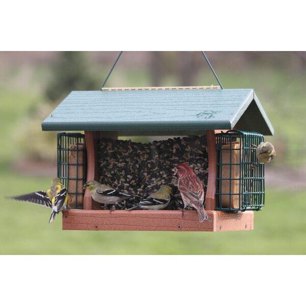 Premier Hopper Bird Feeder by Woodlink