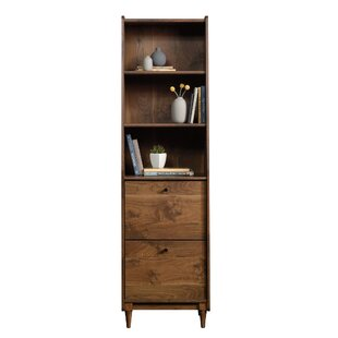 Well-liked Modern & Contemporary Tall Narrow Bookcase | AllModern FO36