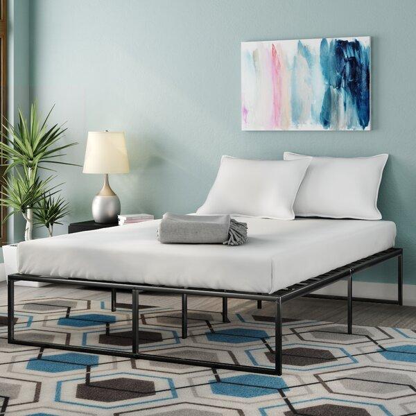 Alwyn Home Platform Bed Frame U0026 Reviews | Wayfair
