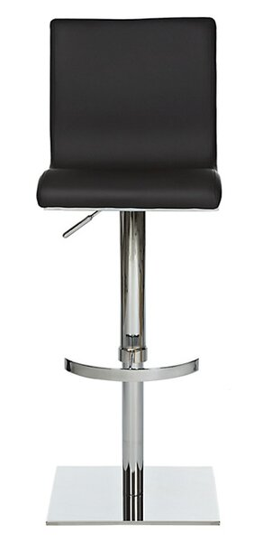 Smooth Adjustable Height Swivel Bar Stool By YumanMod