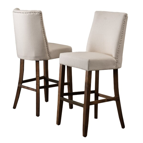 Hadley 30.6 Bar Stool (Set of 2) by Home Loft Concepts