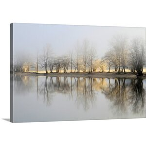 January Morning Photographic Print on Canvas by Great Big Canvas