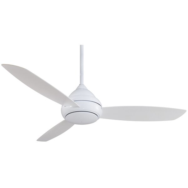 58 Concept™ I Wet LED 3 Blade Outdoor Ceiling Fan by Minka Aire