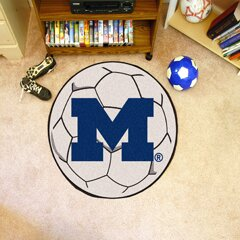NCAA University of Michigan Soccer Ball by FANMATS