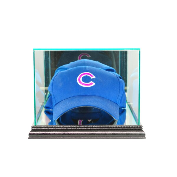 Cap Hat Display Case by Perfect Cases and Frames