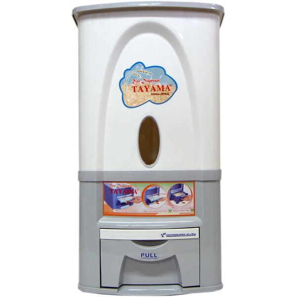 Single Rice Cereal Dispenser by Tayama