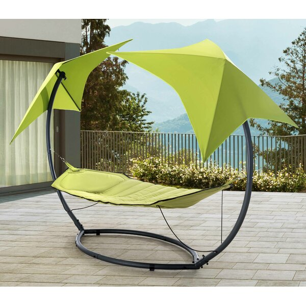 Jedicke Skylight Polyester Camping Hammock with Stand by Latitude Run