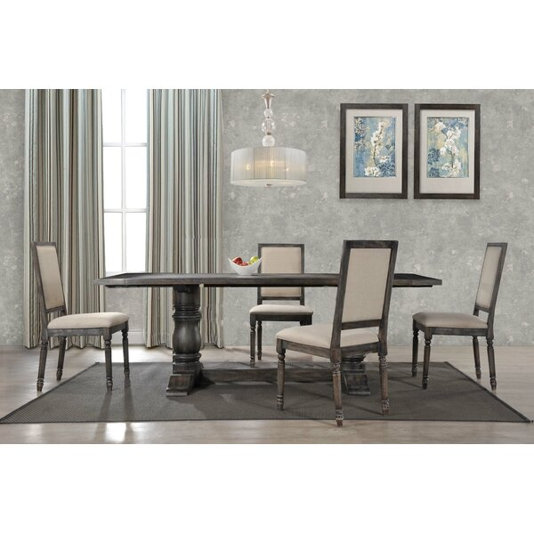 Lisa 5 Piece Dining Set by BestMasterFurniture