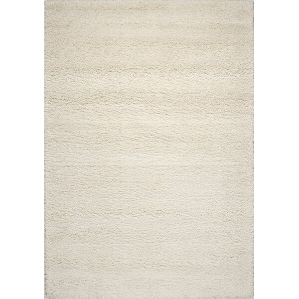 Barry Luxurious Beige Area Rug by Latitude Run