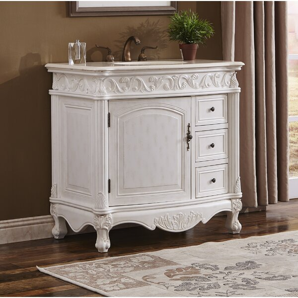 Alexis 36 Single Bathroom Vanity Set by Astoria Grand