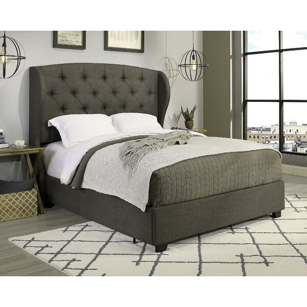 Stpierre Upholstered Bed by Alcott Hill