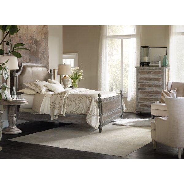 True Vintage King Platform Configurable Bedroom by Hooker Furniture