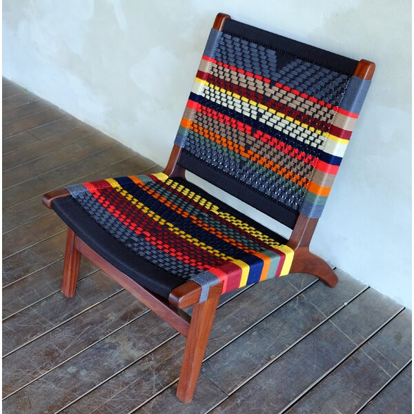 San Geronimo Lounge Chair by Masaya & Co Masaya & Co