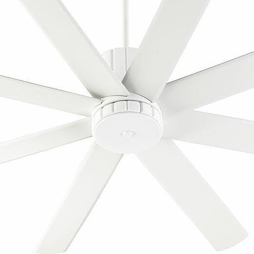 60 Proxima 8 Blade Ceiling Fan by Quorum